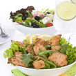 Fresh salads — Stock Photo #6062594