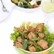 Fresh salads — Stock Photo #6062602