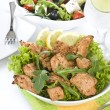Fresh salads — Stock Photo #6062608