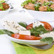 Fresh salads — Stock Photo #6062617