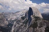 Yosemite Half Dome — Stock Photo