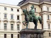 Vienna, Austria. Urban Architecture — Stock Photo
