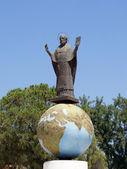 St. Nicholas of Myra — Stock Photo