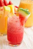 Fresh juices — Stock Photo
