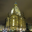 Frauenkirche in Dresden - Stock Photo