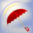 Umbrella — Stock Vector #5626689