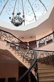 Interior of luxury hotel — Stock Photo