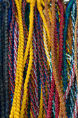 Color rope — Stock Photo