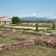 Ancient roman ruins in naissus serbia — Stock Photo #6316149