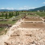 Roman ruins — Stock Photo #6316253