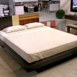 Modern Bed — Stock Photo #6419521