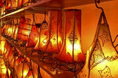 Old lamps — Stock Photo