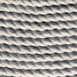 The texture of the new rope — Stockfoto