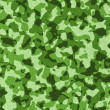 Seamless camouflage pattern — Stock Photo