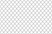 Steel lattice on a white background — Stock Photo
