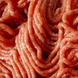 Raw minced beef close-up — Stock Photo #5872807