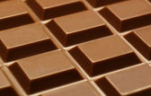 Texture of chocolate bar — Stock Photo