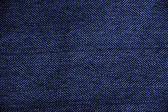 Texture of blue jeans as a background. — Stok fotoğraf