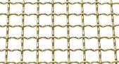 Metallic net with white background — Foto de Stock
