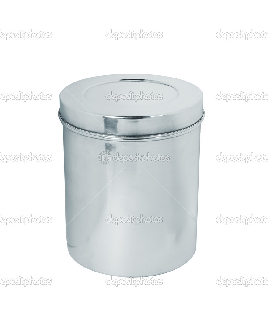 Sugar Jar with Clear Lid  Stock Photo #6587579