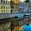 Channel of Saint-Petersburg — Stockfoto