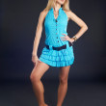 Beautiful sexy blonde girl — Stock Photo #5989584