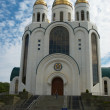 Cathedral orthodox church in Kaliningrad — Stock Photo #6112929