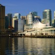 Vancouver Canada cityscape — Stock Photo #5703667