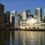 バンクーバー カナダ都市の景観 — ストック写真
