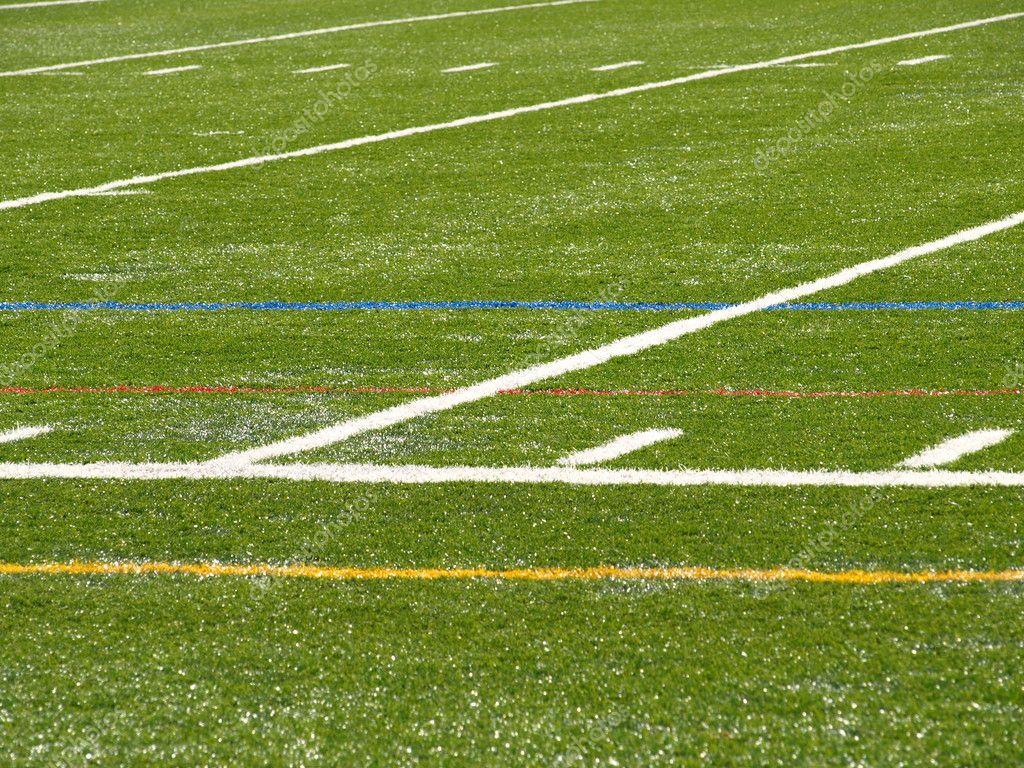 Football+field+grass