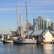 Vancouver day cityscape — Stock Photo