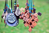 Medieval jewelry — Stock Photo