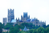 Ely cathedral — Stockfoto