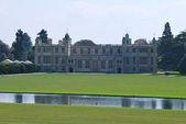 Audley end — Stock Photo