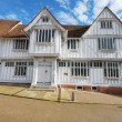 Stock Photo: Lavenham guildhall