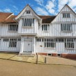 Lavenham guildhall — Stock Photo #6463251
