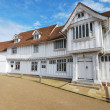 Guildhall lavenham — Stock Photo