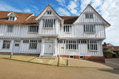 Lavenham guildhall — Stock Photo