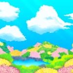 Wonderful landscape — Stock Photo