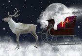圣诞平安夜 — 图库照片