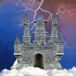 Fantasy castle — Stock Photo