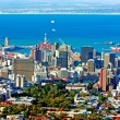 Stock Photo: View over Cape Town
