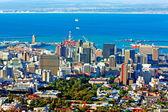 Cape town içinde görüntüleme — Stok fotoğraf