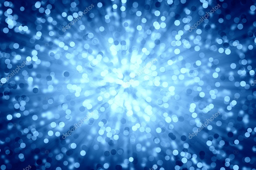 Blue abstract light background — Stock Photo #5704699