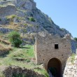 Stock Photo: Acrocorinth Ruins