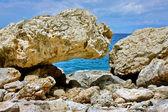 Large rock — Stock Photo