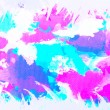 Abstract watercolor splat - Foto de Stock