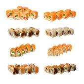 Sushi comida asiática — Foto de Stock