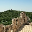 Royalty-Free Stock Photo: The Theater of Herod Atticus,Athens