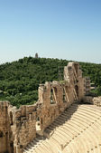 The Theater of Herod Atticus,Athens — Stock Photo